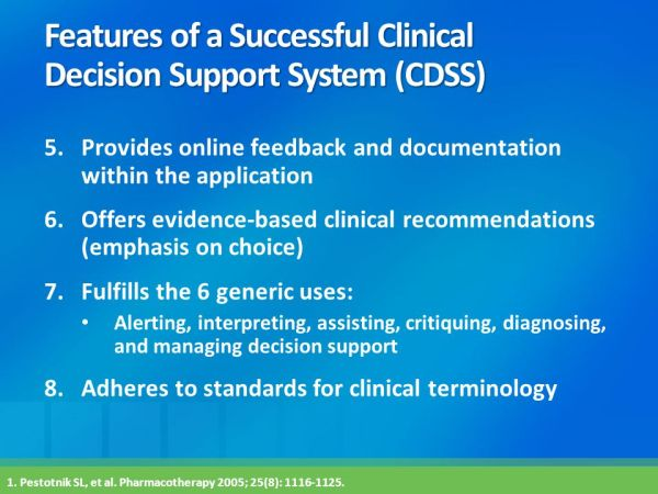 Critical Antimicrobial Stewardship Program Components for