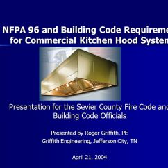 Commercial Kitchen Hood Cleaning French Country Designs Nfpa 96 And Building Code Requirements For ...