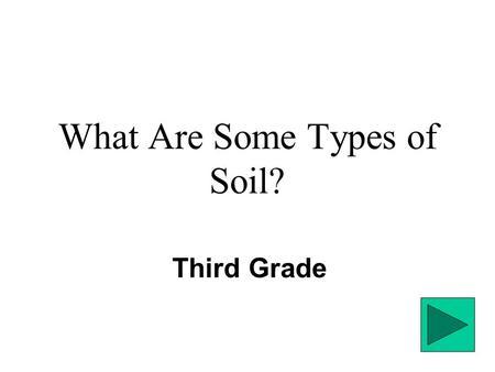Layers of soil (soil horizons) soil profile soil profile