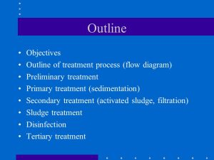 Waste Water Treatment (Sewage Treatment)  ppt video