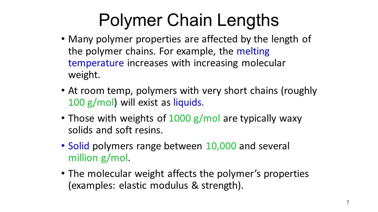 Polymer Chemistry CHEM Ppt Video Online Download