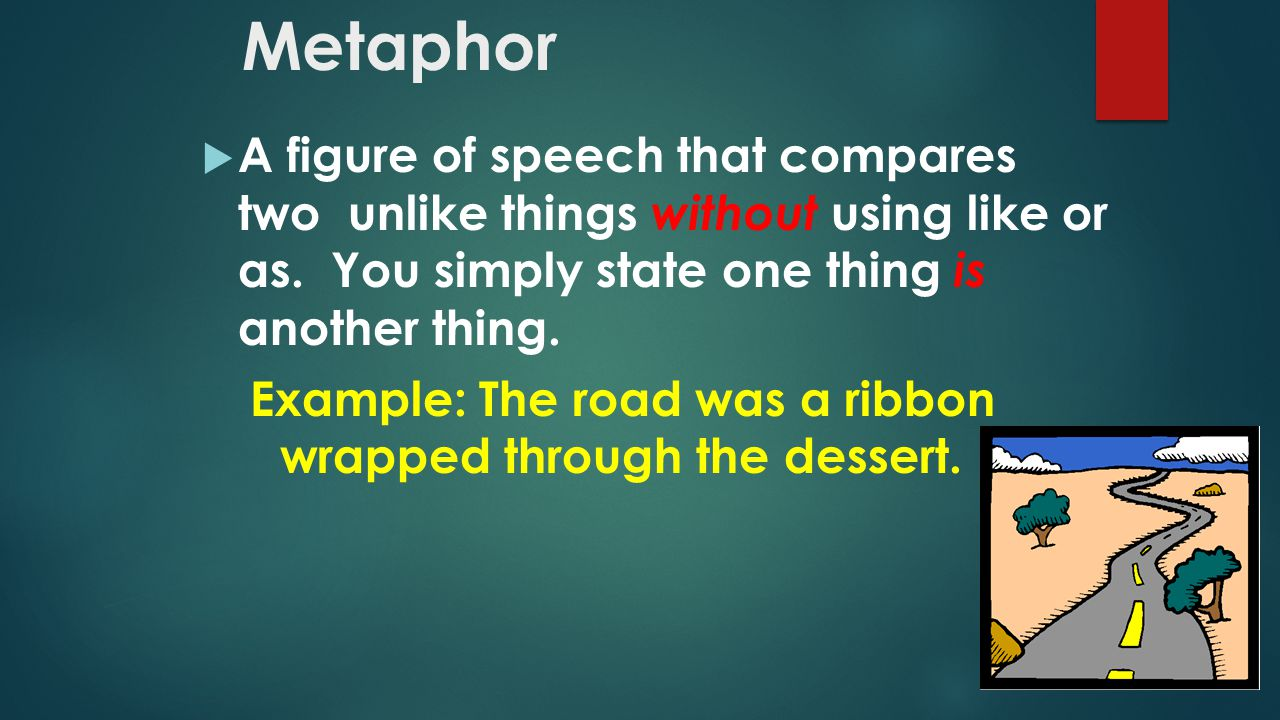 Review Of Figurative & Descriptive Language Ppt Video