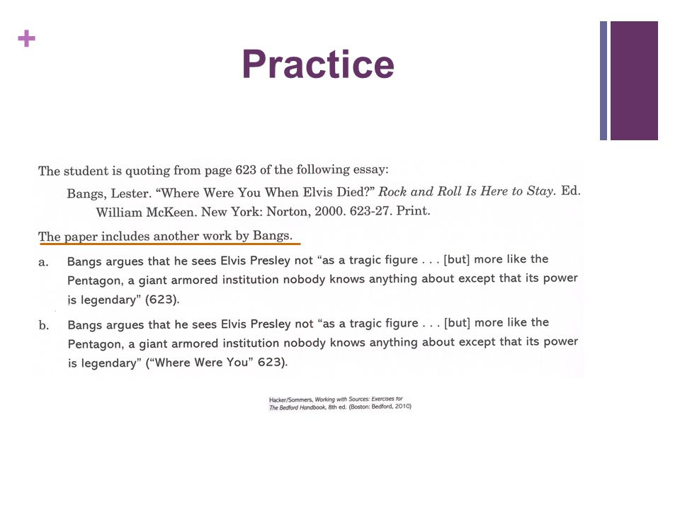 Using MLA Style 7th Edition Ppt Video Online Download