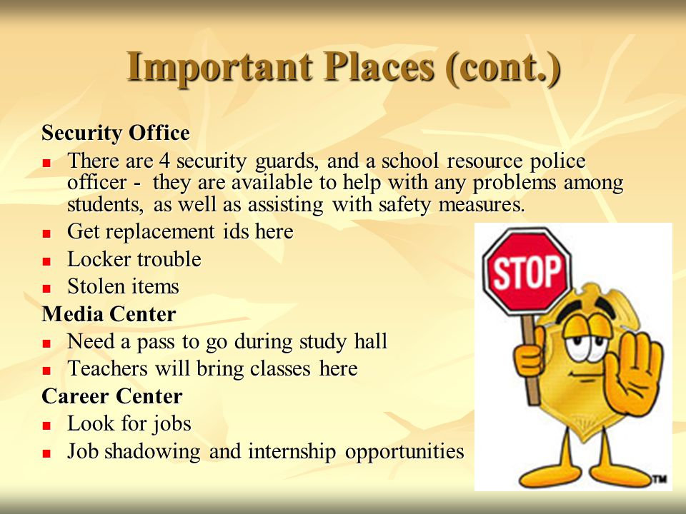 Places Hiring Security Guards