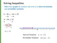 Interval Notation Worksheet Math Bits. Interval. Best Free ...