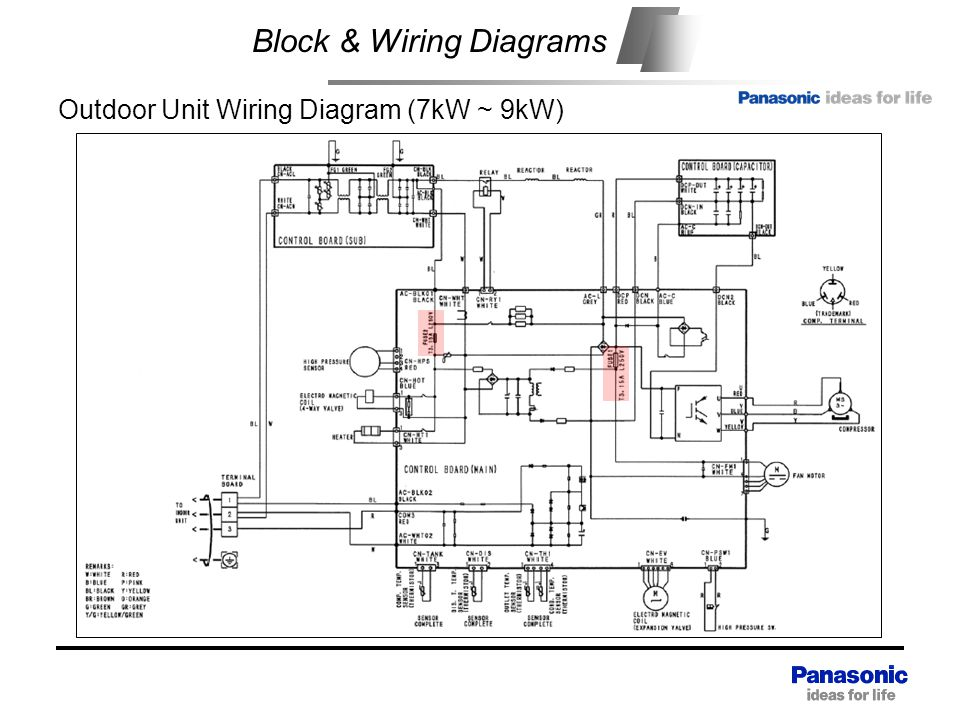 mitsubishi mr slim air conditioning wiring diagram haier