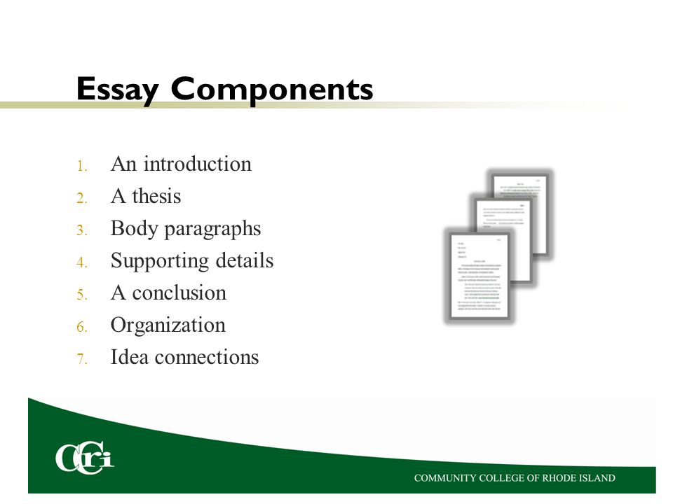 how to write a essay introduction