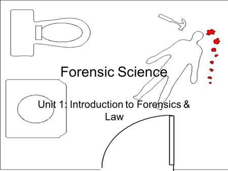 Chapter 3: Crime Scene Investigation and Laboratory