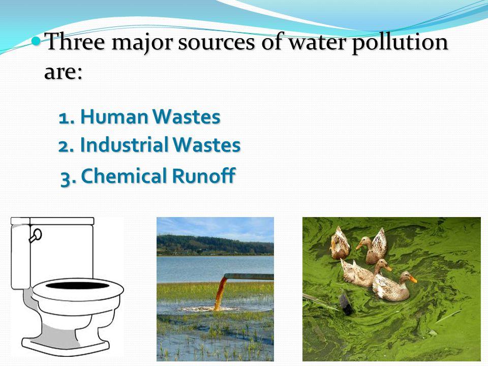 Industrial Water Pollution Runoff