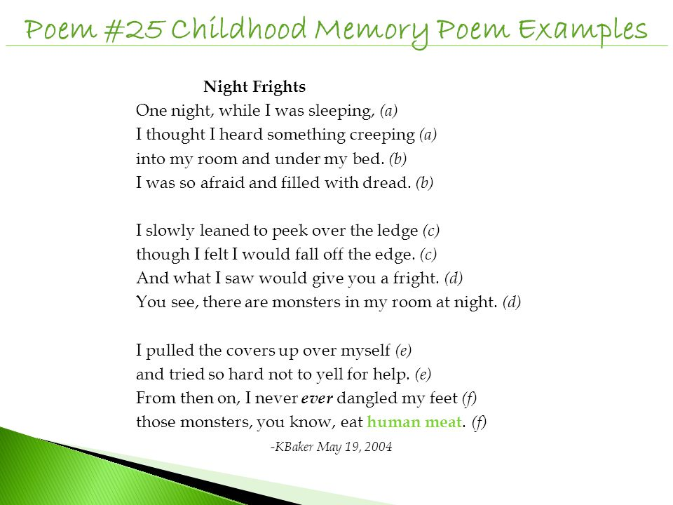 Poetry Unit Fourth Term Project Ppt Download