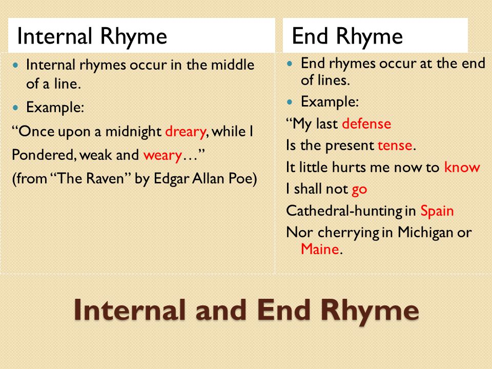 Poetry Terms English I – Miss Michel Ppt Video Online
