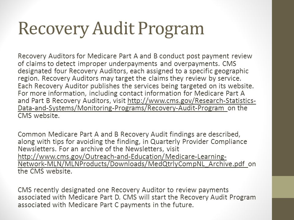Medicare Fraud  Abuse Prevention Detection and Reporting  ppt download