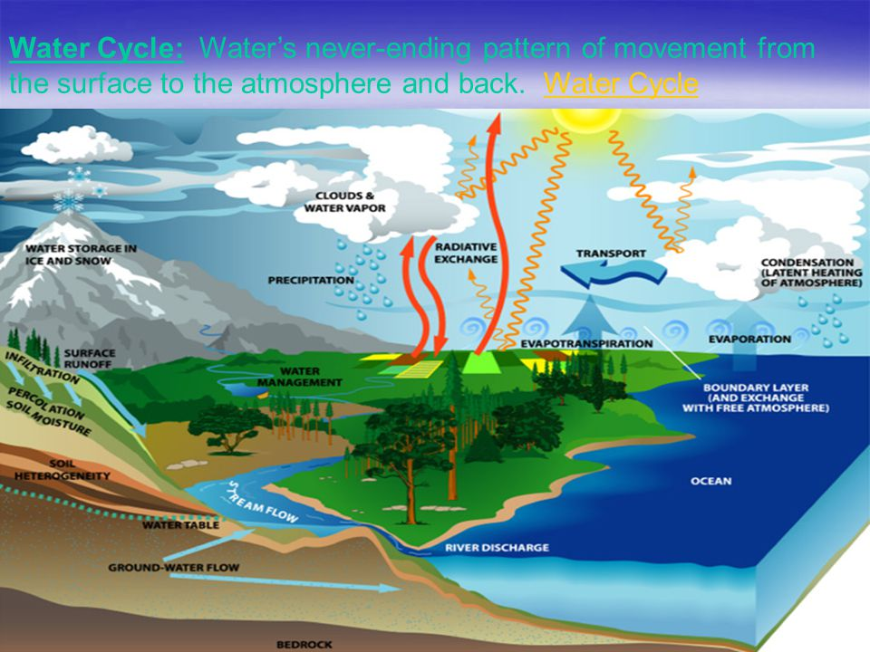Water Cycle and Climate  ppt video online download