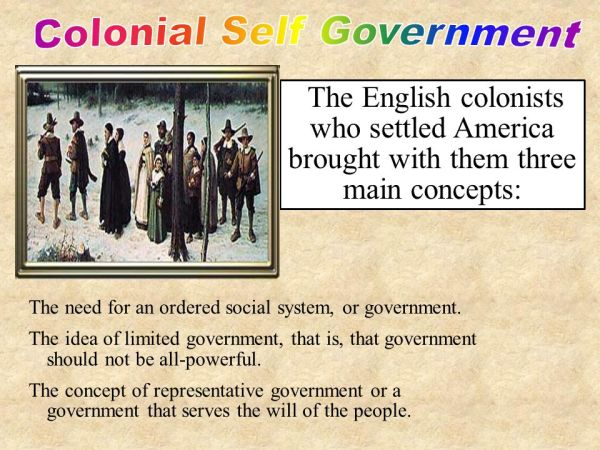 Governing the Colonies ppt video online download
