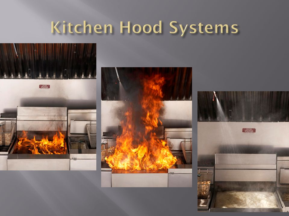 kitchen smoke detector moen pullout faucet fire protection systems - ppt video online download