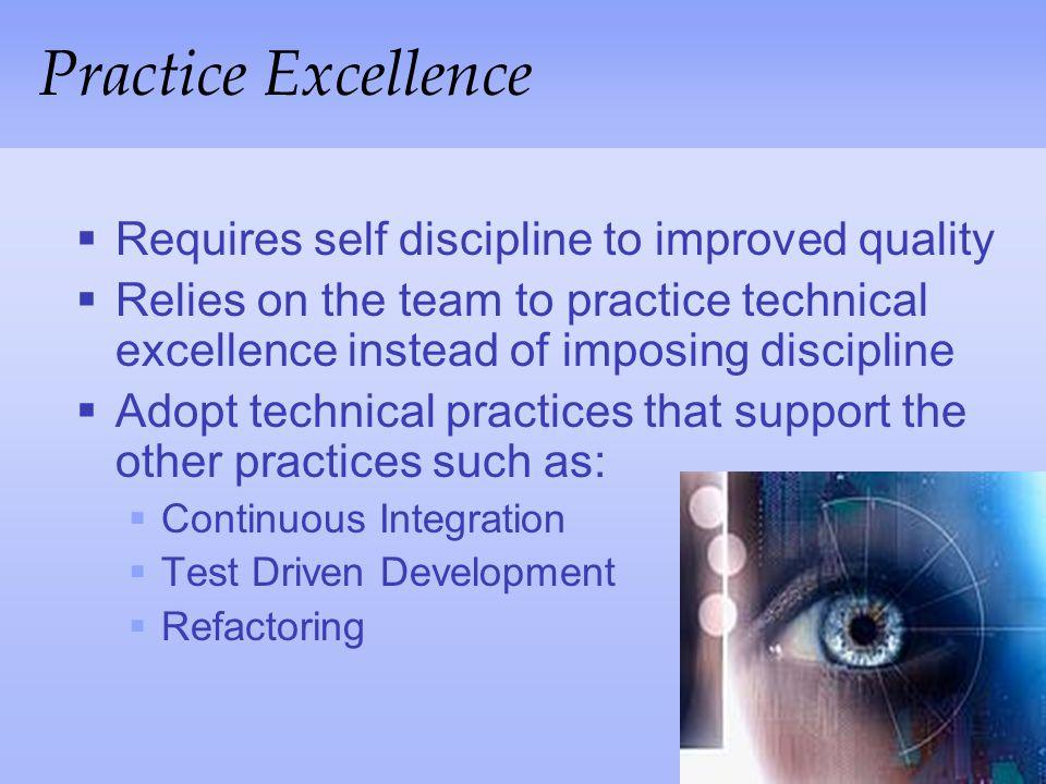Following Self Improvement Plan Takes Lot Discipline