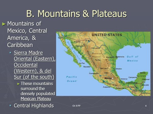 The Physical Geography of Latin America ppt video online