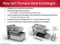 New 90% Furnaces Features - ppt video online download