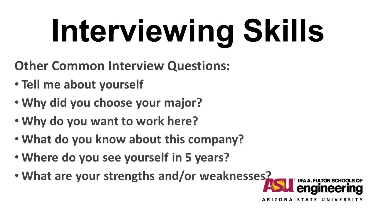 Interviewing Skills Before you view this PowerPoint, go to
