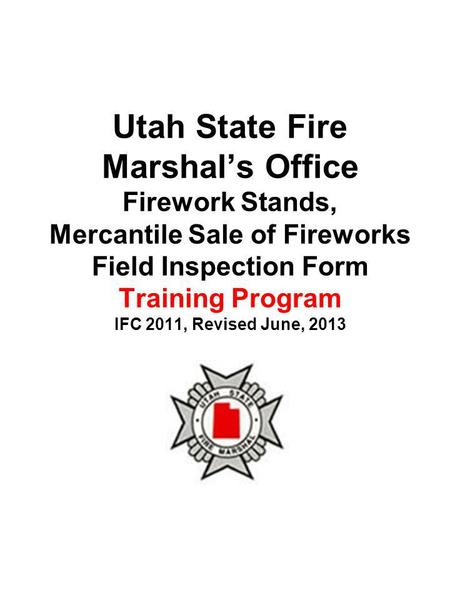 OSHA Office of Training and Education 1 Flammable and