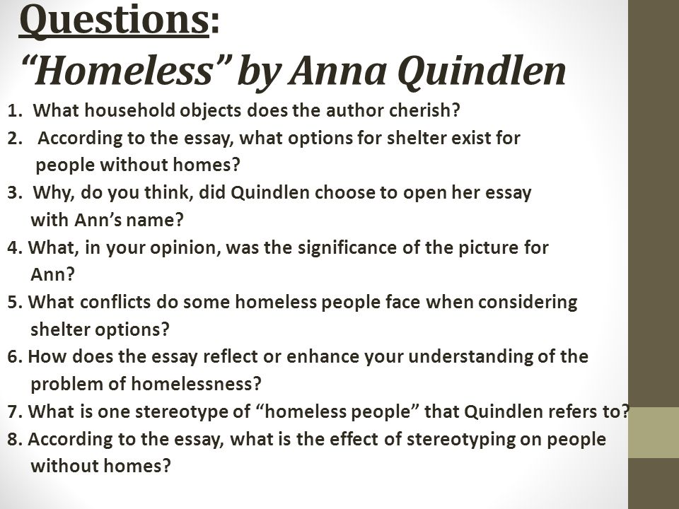 Homeless Essay Stone Cold Critical Essay Gcse English Marked By