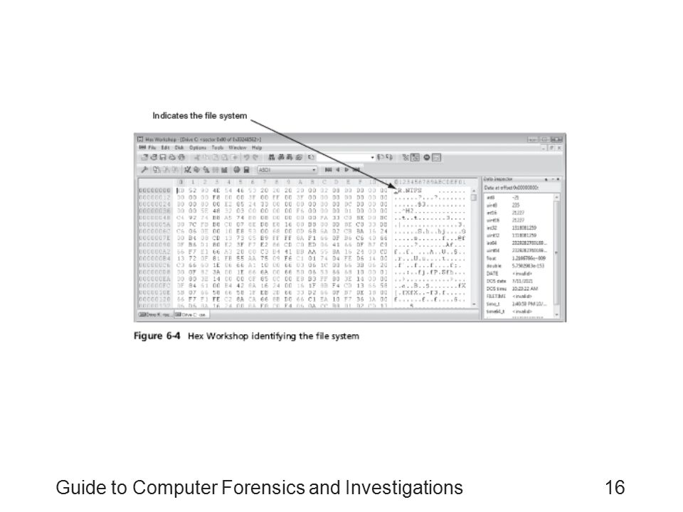 Guide to Computer Forensics and Investigations Fourth