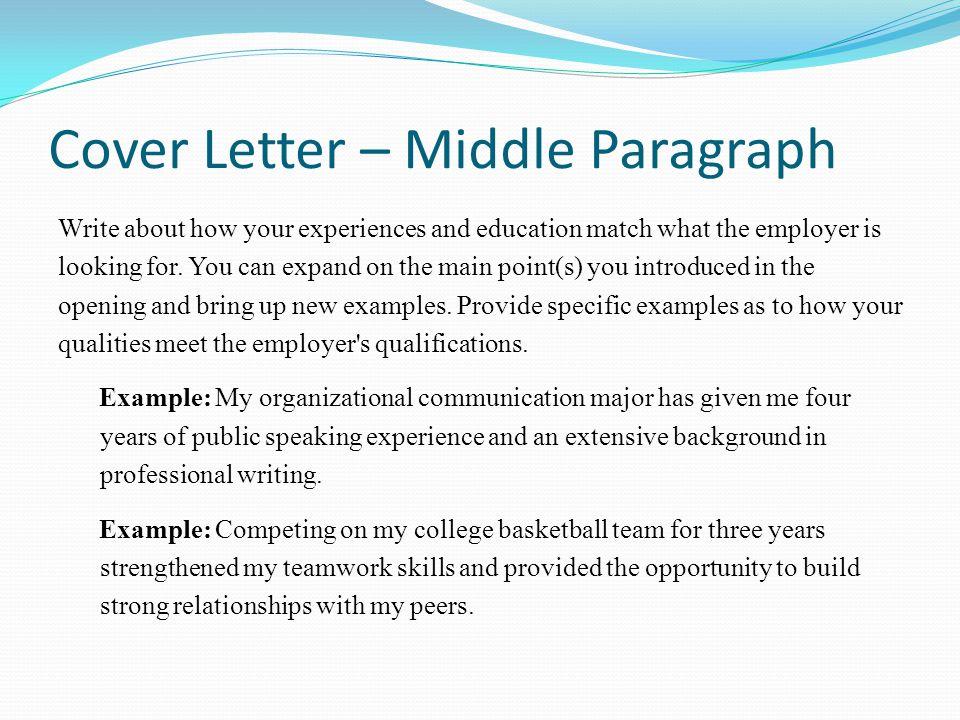 Career Project  Part III  ppt video online download
