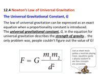 Universal Gravitation Worksheet Answers - Breadandhearth