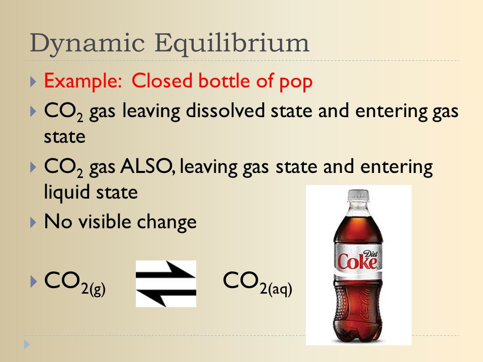 Chemical Systems & Equilibrium Ppt Download