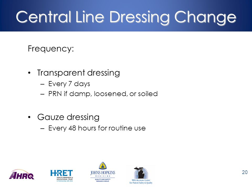 On the CUSP STOP BSI Central Line Dressing Change  ppt video online download