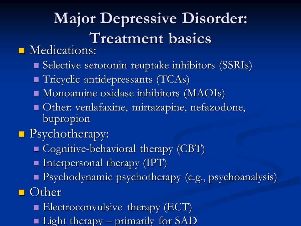 Affective Disorders  Ppt Download