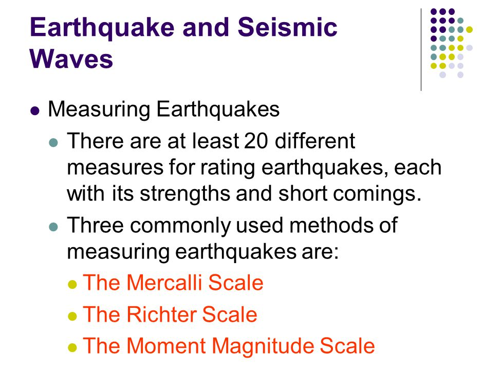 Movement Ground During Earthquake