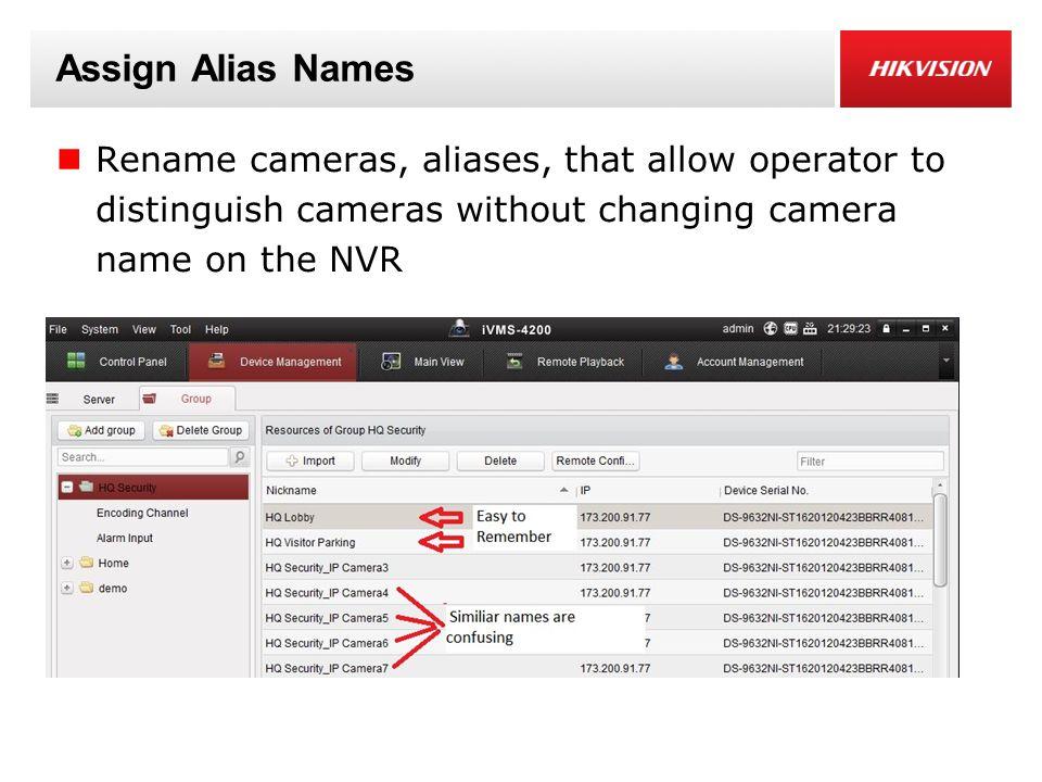 Introduction of iVMS4200 v ppt video online download