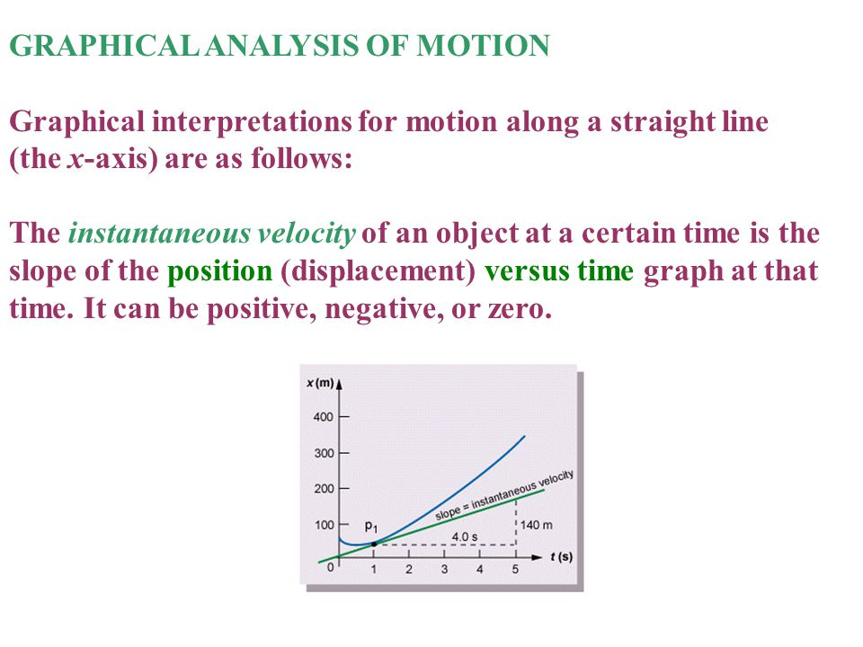 Motion An Object Is In Motion If Its Position Changes The