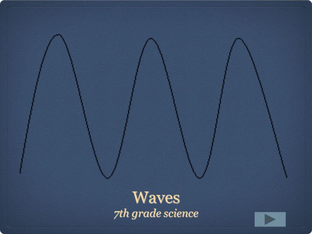medium resolution of Waves 7th grade science. - ppt download