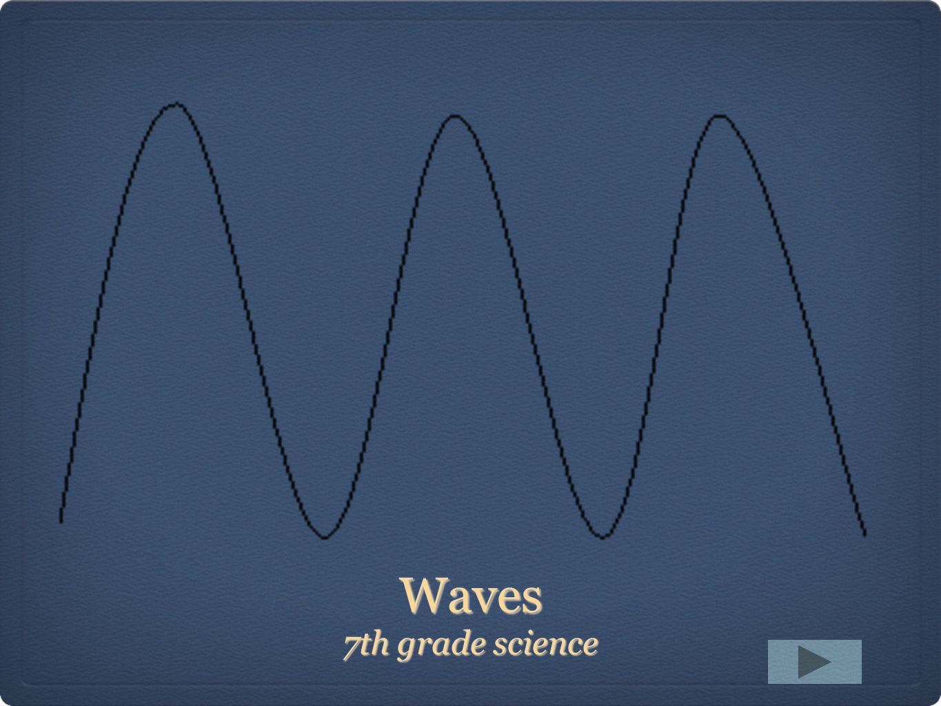 hight resolution of Waves 7th grade science. - ppt download