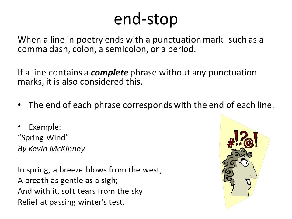 Poetry Terms Ppt Video Online Download