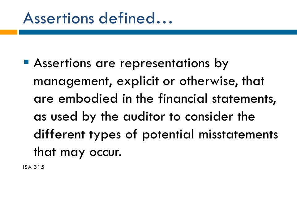 Chapter 7 Understanding Internal Control over Financial Reporting and Auditing Design