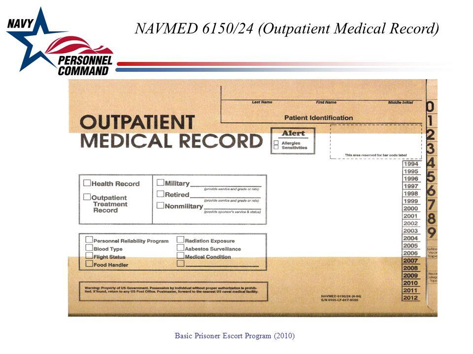 navy medical record
