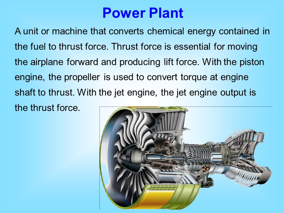 Basic Aircraft Structure Ppt Download