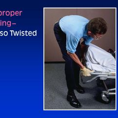 Ems Stair Chair Blue And A Half With Ottoman Lifting Moving Patients - Ppt Video Online Download