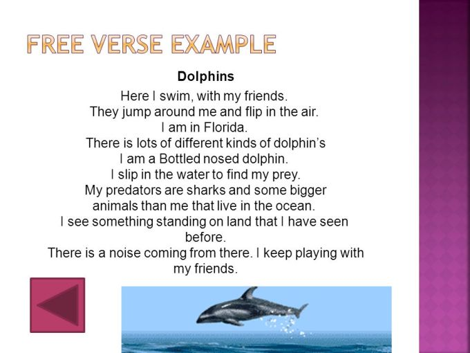 Poems About Dolphins That Rhyme Textpoems
