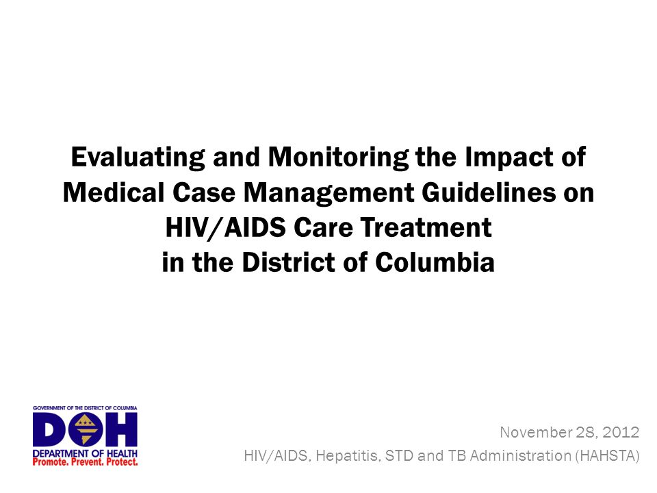 Evaluating and Monitoring the Impact of Medical Case