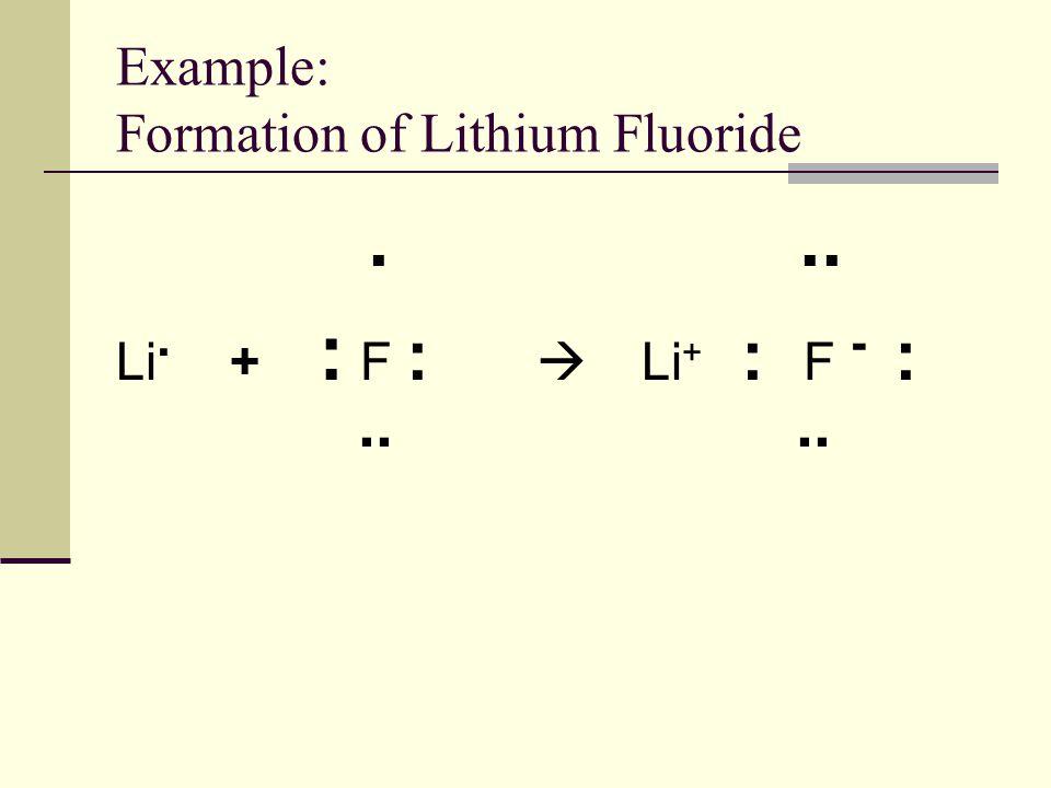 Electron Dot Diagram For Lithium Bromide