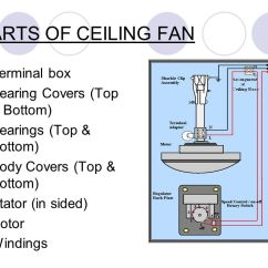 Wiring Diagram For Single Phase Motor With Capacitor Start Coachman Pastiche Ceiling Fan Object:- To Study The Part Dismantling Reassembling Testing And Repairing Of ...