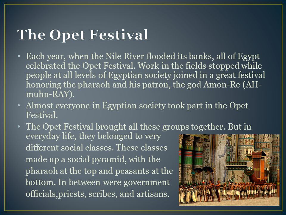 Ancient Egypt Government Officials