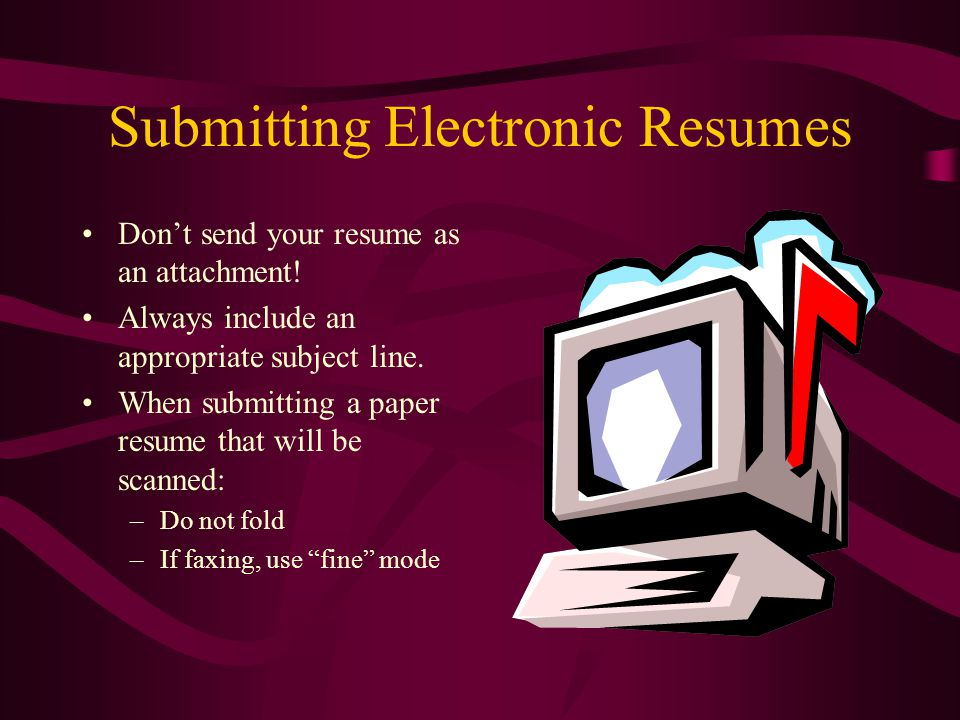 Resumes & Cover Letters Ppt Video Online Download