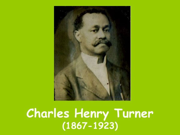 Charles Henry Turner  ppt download