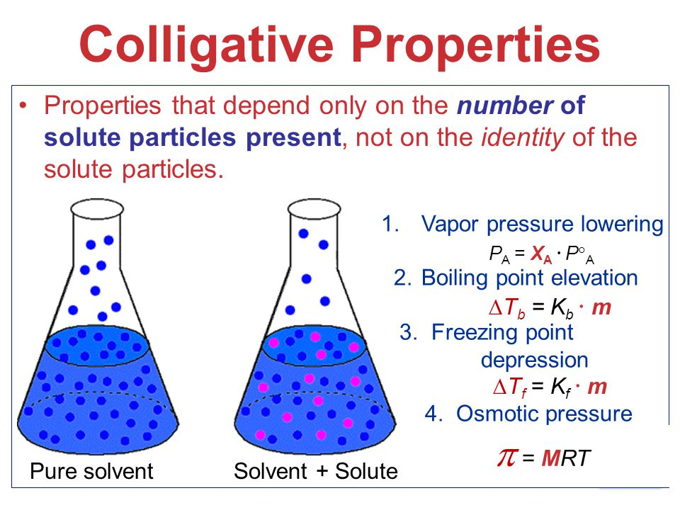 Unit 12 Properties Of Solutions  Ppt Video Online Download