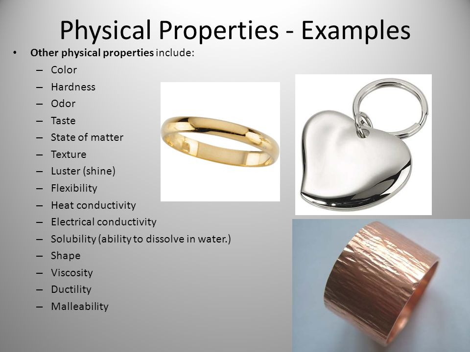Chemical And Physical Properties Ppt Video Online Download